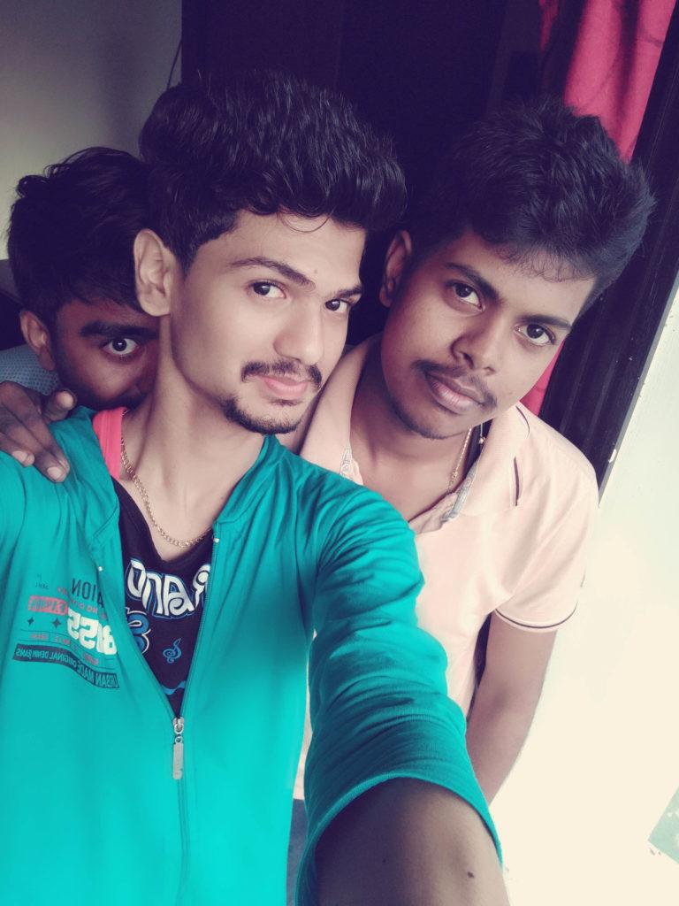 Akash Basil and Steve