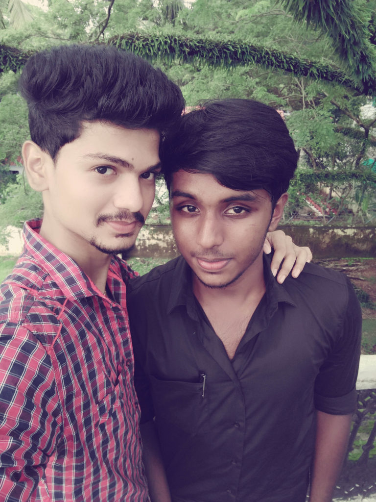 Akash and Hari Ajith