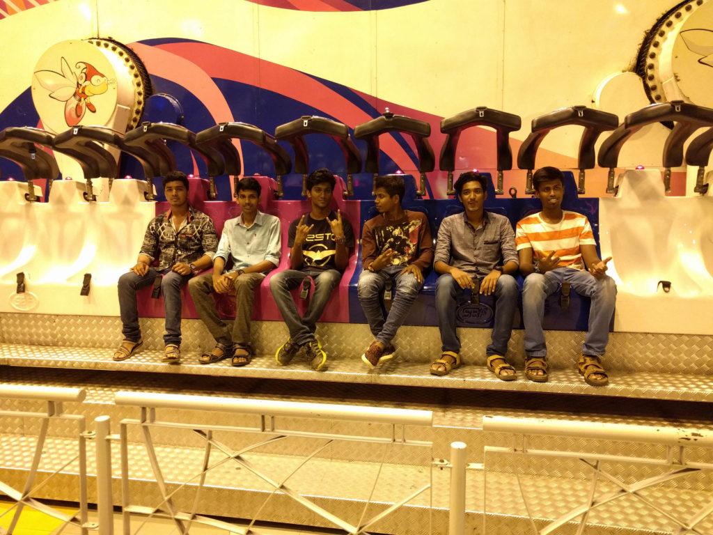 Cochin IV enjoyment