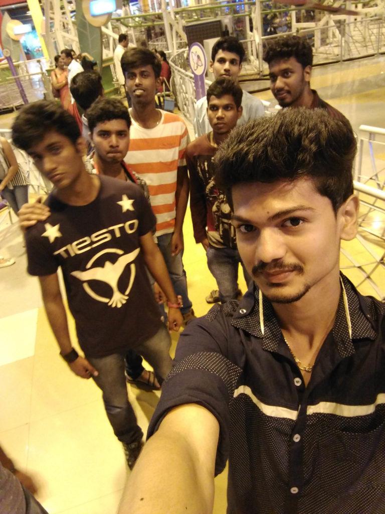 Cochin IV friends